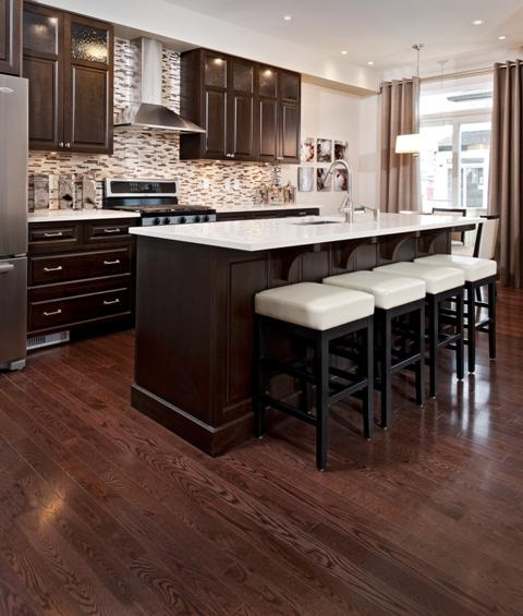 Hawthorn model home kitchen home sweet home pinterest for Model home kitchens