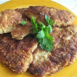 My Mom's Parmesan Chicken Allrecipes.com   Tastes Like Chicken   Pint ...