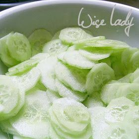 salad tomato and cucumber salad al s famous hungarian cucumber salad ...