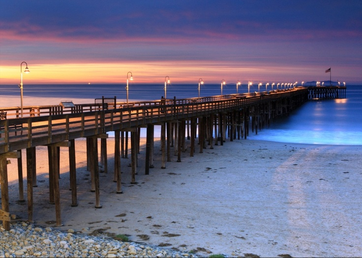 ventura pier pre dawn california dreamin 39 pinterest