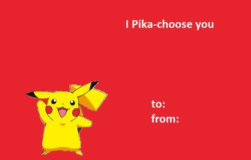 valentine's day pokemon puns