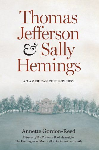 essays on thomas jefferson and sally hemings