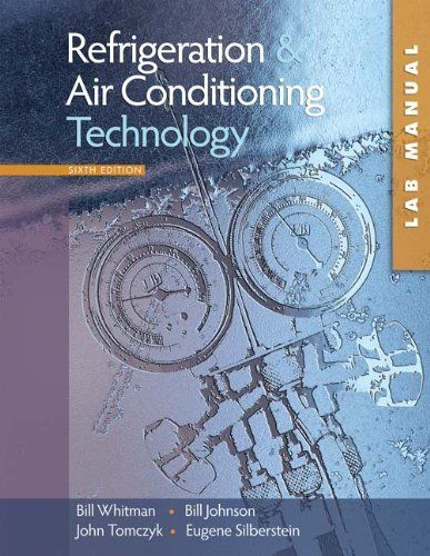 Air Conditioning and Refrigeration Technology