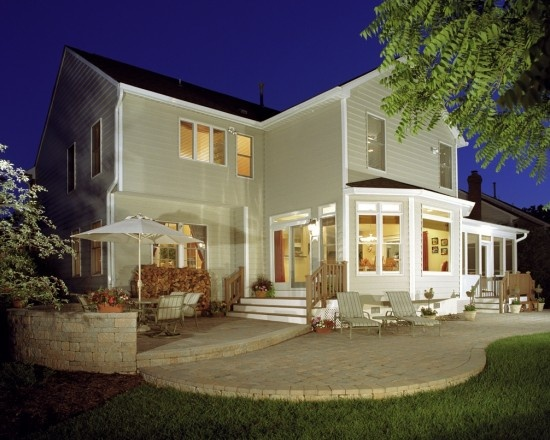 Multi Level Patio Ideas : multilevel patio  Mi Casa Es Su Casa  Pinterest