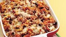 Make-Ahead Pizza Casserole | recipes to try | Pinterest