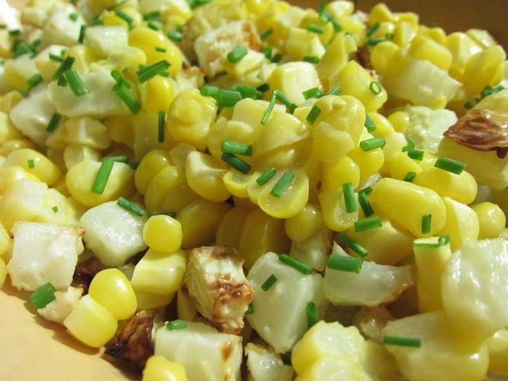 Kohlrabi Summer Stir Fry | Salad | Pinterest