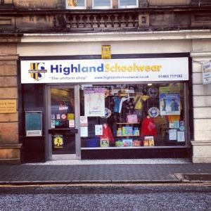 Highland Schoolwear | Shop Local Inverness