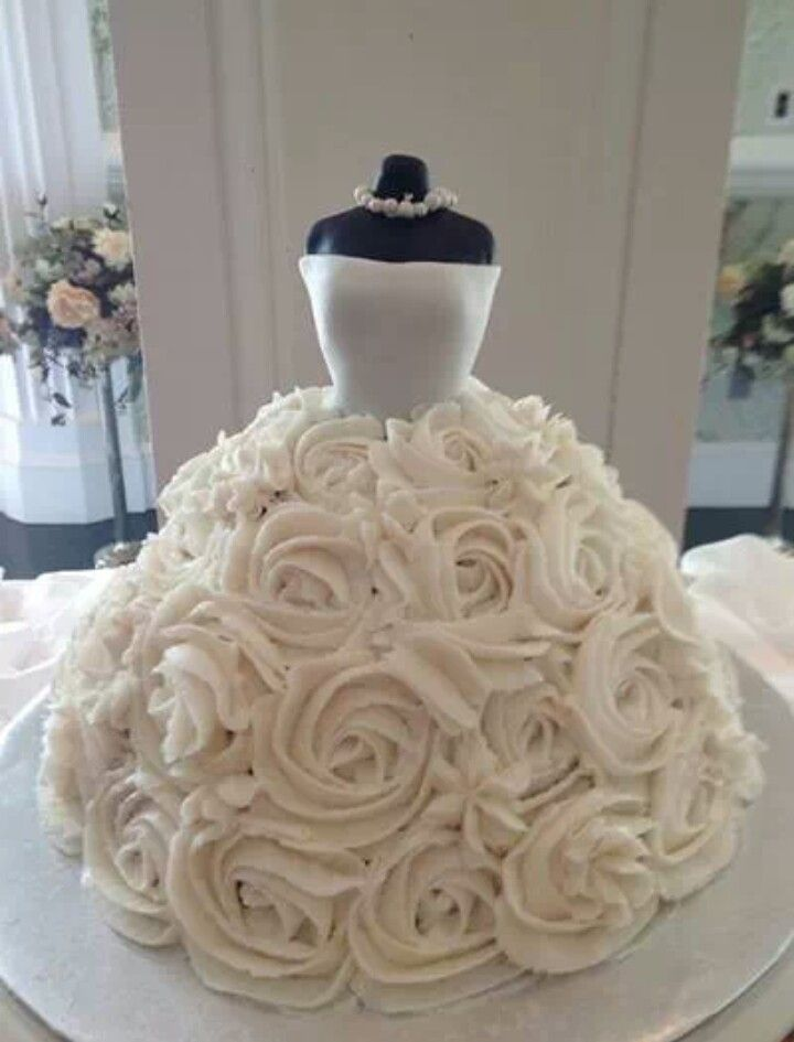 bridal shower cake wedding pinterest