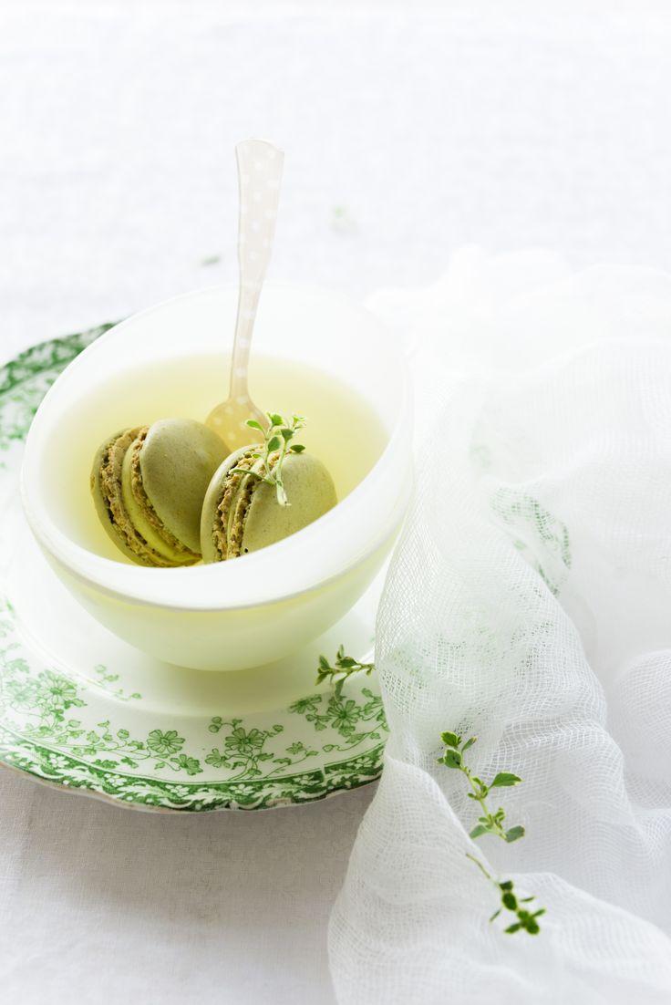 pistachio macarons | cakes sweet cakes | Pinterest
