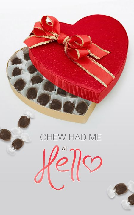 chocolate valentine's day gifts for her