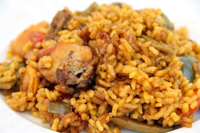 Paella | Yummm...Spanish food | Pinterest