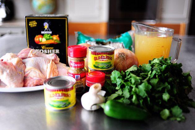 Simple, Hearty White Chili | Recipe