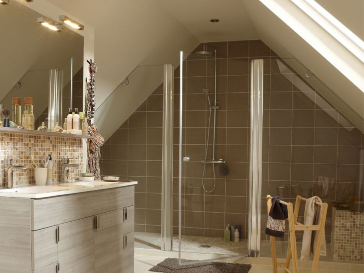 Pin by on salle de bains pinterest for Salle de bains in english