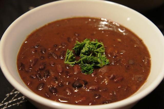 Cuban Black Bean Soup - In the CrockPot!   Yum-Crockpot or Make Ahead ...