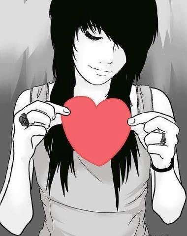 Love this Pic! Emo Love