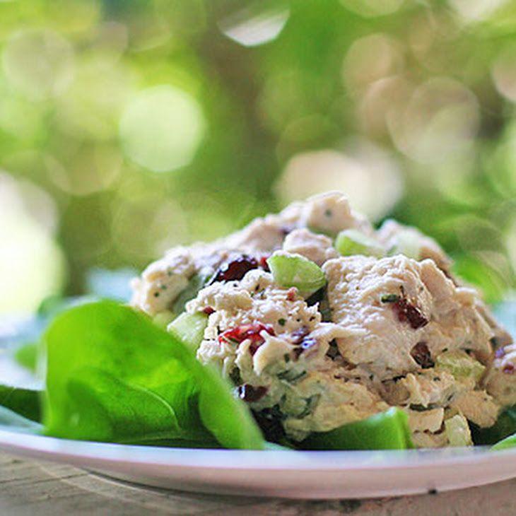 Chicken Salad with Tarragon Recipe | Nom Nom Nom | Pinterest