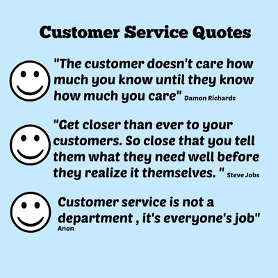 great customer service quotes slogans quotesgram