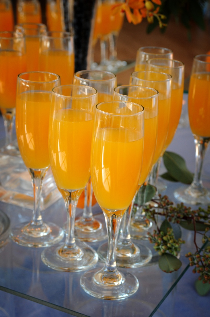 ... Bellini Signature Drink - by http://www.jeffreymillercatering.com/JAM