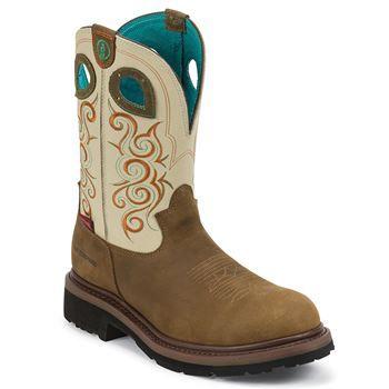 Tony lama women s 3r comp toe work boots boots boots boots pi
