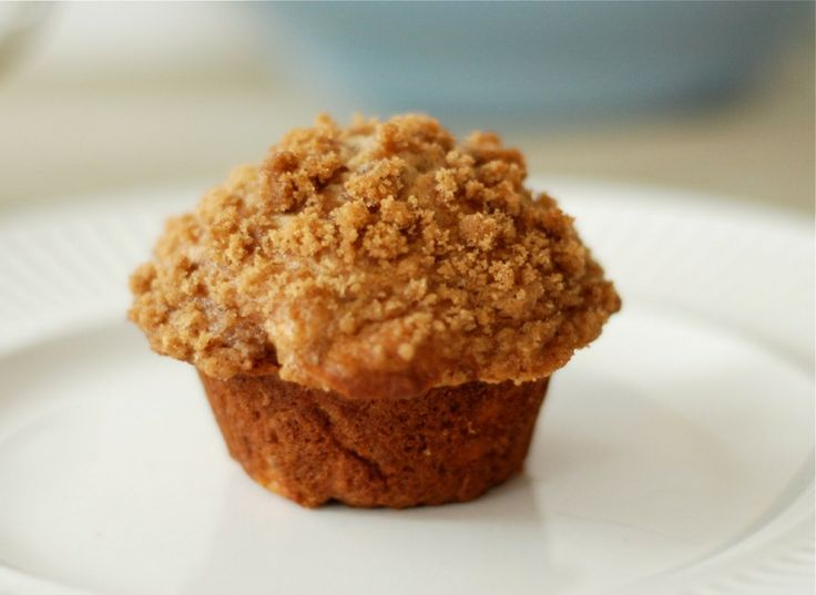 banana crumble muffins. I've made these several times, love them.