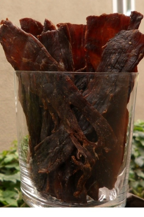 Homemade beef jerky in the oven | Beef! | Pinterest