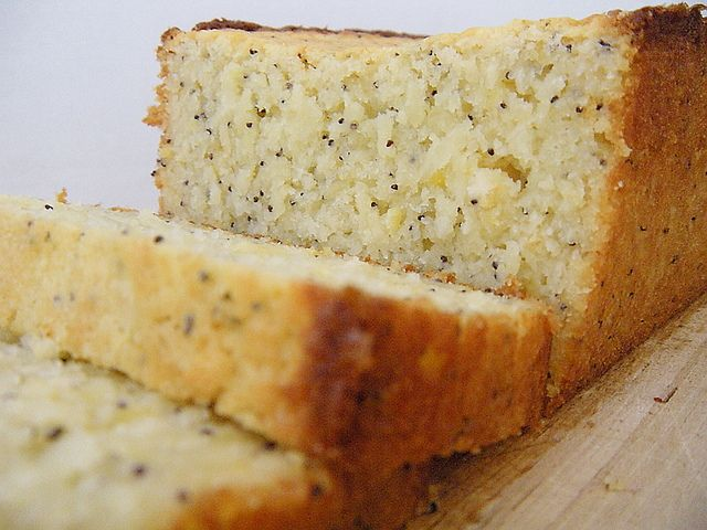 Whole Lemon Poppyseed Cake | Cakes | Pinterest