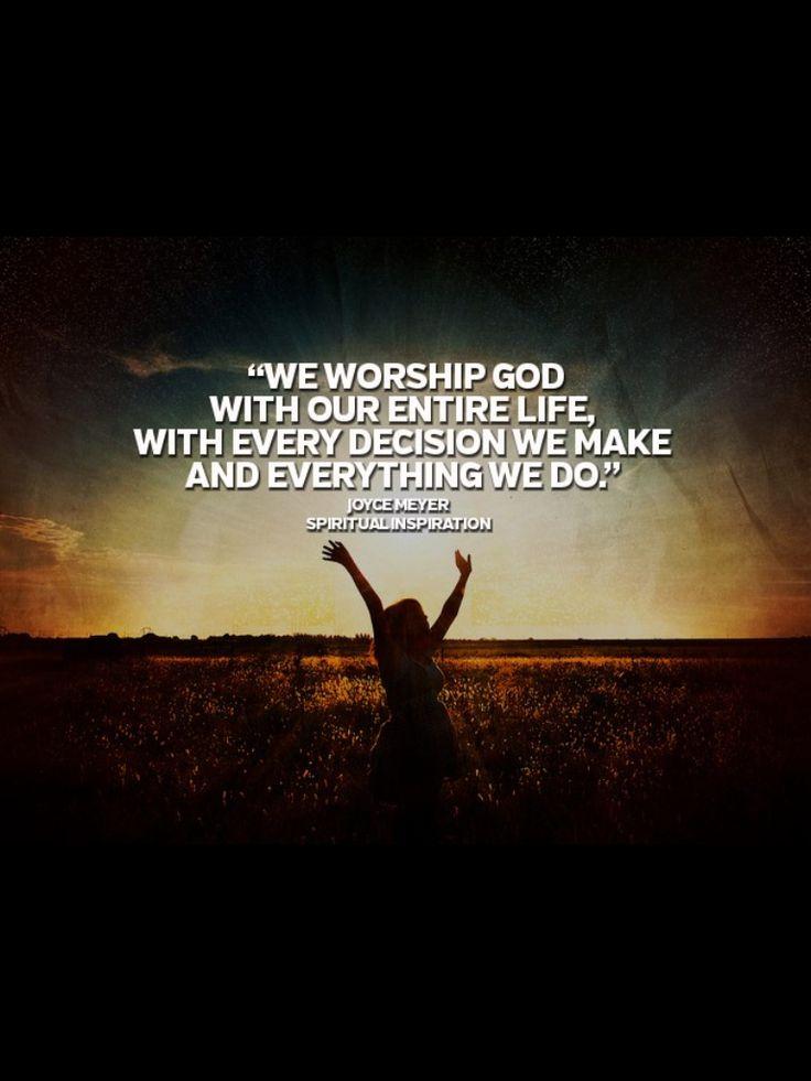 Worship Bible Quotes. QuotesGram