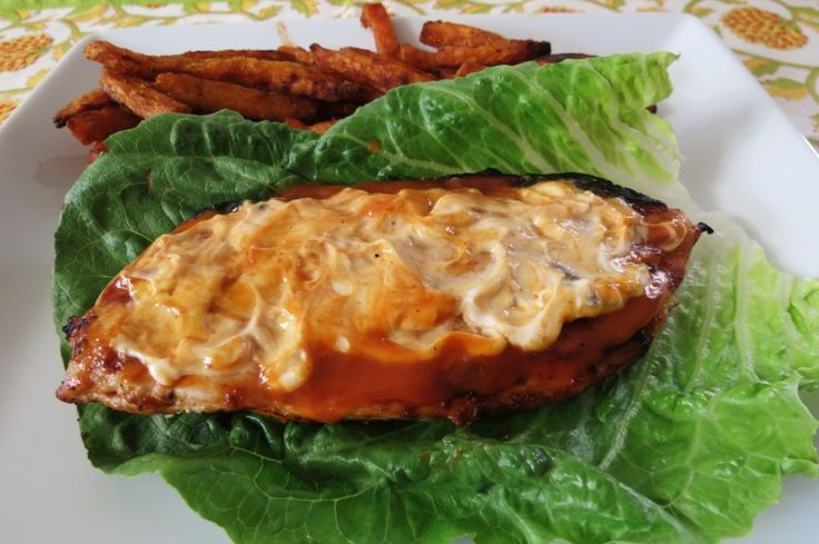 Low carb buffalo chicken sandwich keto lchf lowcarbs diet recipes