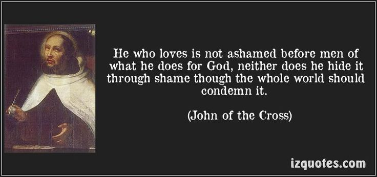 Quotes Of The Cross St John Quotesgram