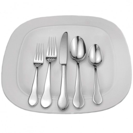 Splendide maya stainless steel flatware flatware pinterest - Splendide cutlery ...