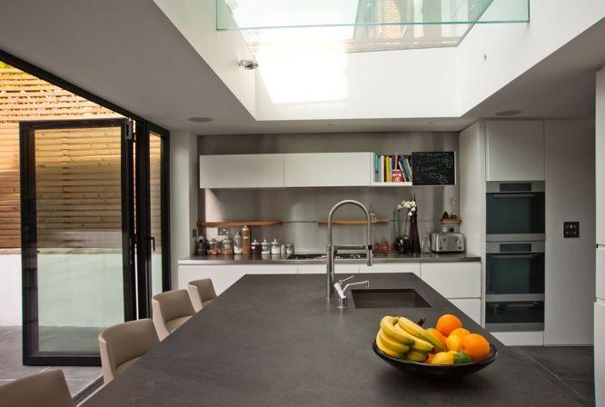 Modern Kitchen Extension Kitchen Pinterest