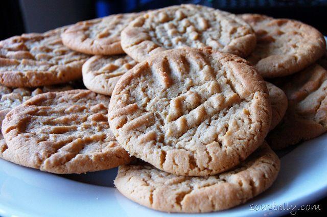 PB Cookies | Desserts | Pinterest