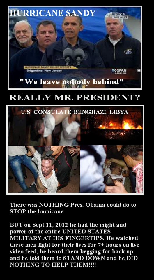 "Obama Quote: ""We leave nobody behind""..we must post on fb..repost ..."