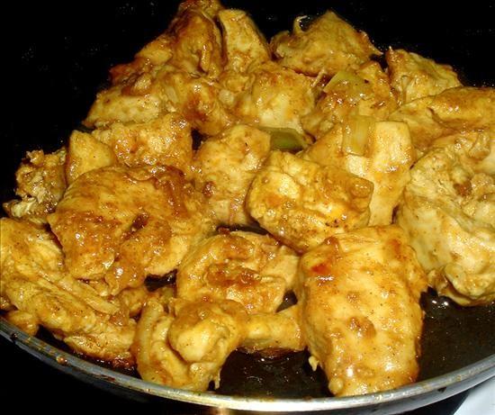 Cardamom Flavoured Chicken