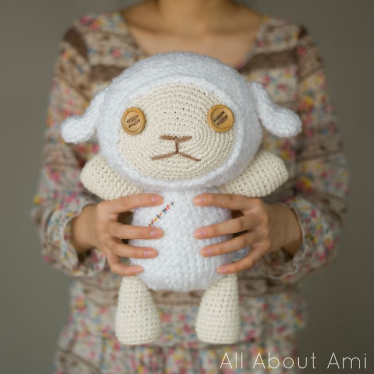 """Cotton the Sheep/Lamb from the movie """"Oblivion Island"""""""