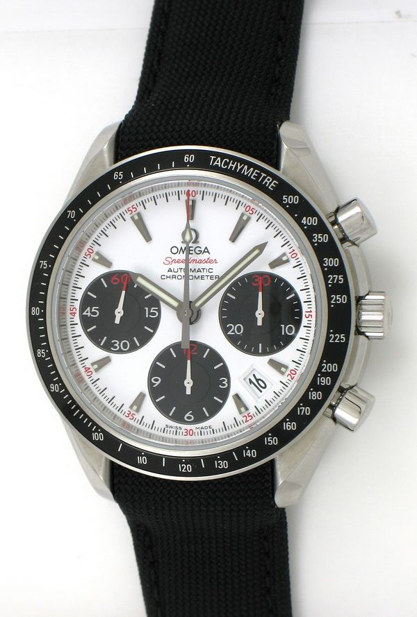 omega speedmaster date panda dial Discover what is a panda dial and the various permutations and another customized feature of the watch is the date-pusher at 10 o' clock that in this list of panda dials is the legendary omega speedmaster racing.