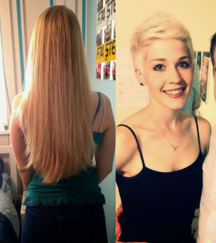 It's Just Hair! | Before and After | Pinterest