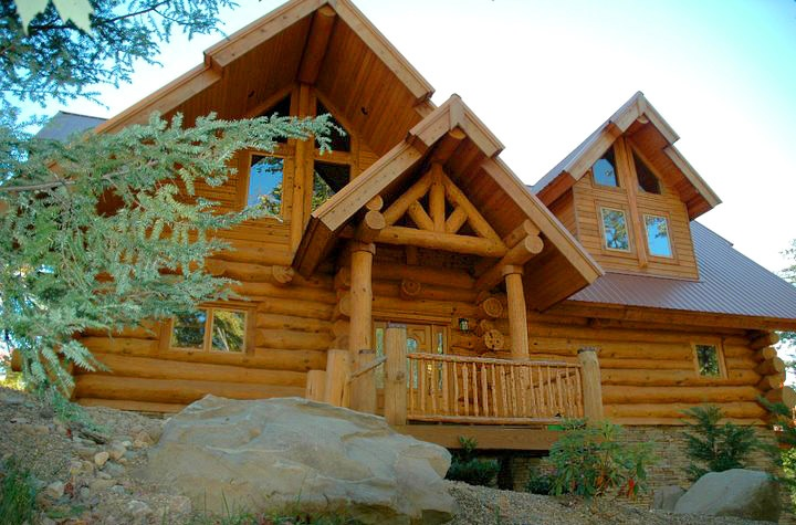 Hearth Stone Homes Log Timber Frame Houses Pinterest