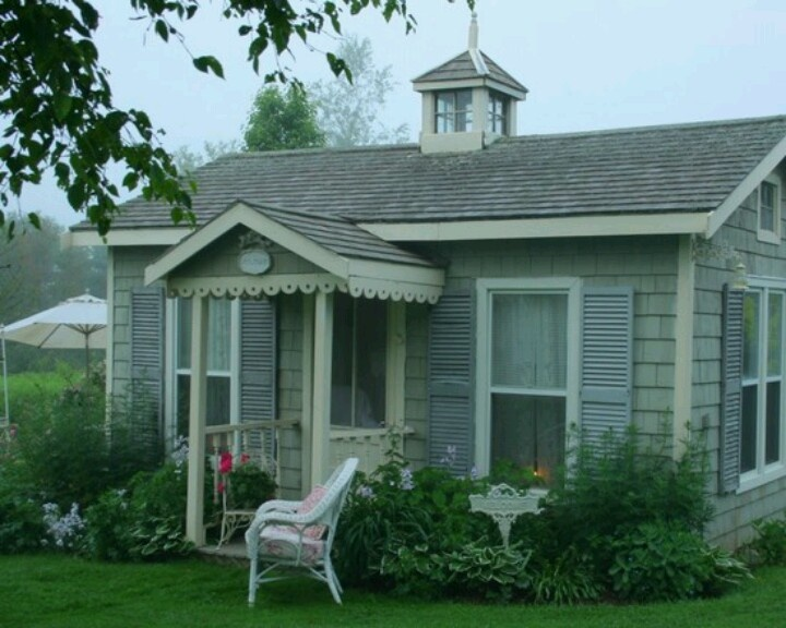 Victorian Cottage Tiny Houses And Living Small Pinterest