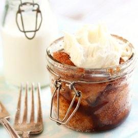 Monkey Bread in a Jar | Fun Food for Kids | Pinterest