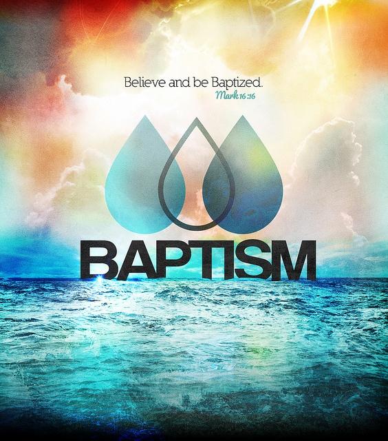 Baptism Graphic Idea Worship Baptism Pinterest