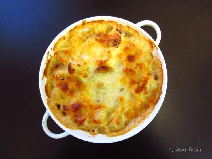 Chorizo Mac and Cheese | Foodie | Pinterest