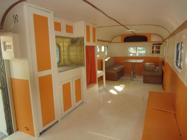 1948 Vintage Camper Trailer NOW with Home Theatre and New Interior. Must SEE!!!