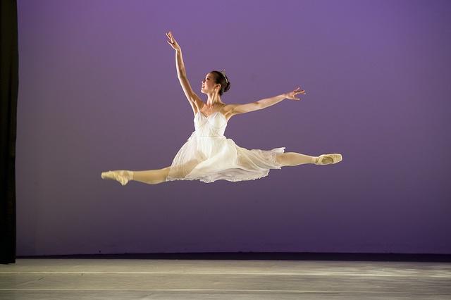 Celebration. Choreography - Christopher Gable CBE. Dancer - Sumire Takimoto. Photo - Bill Cooper. by Central School of Ballet, via Flickr