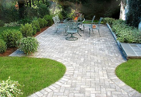 Patio pavers for the home pinterest for Pinterest patio pavers