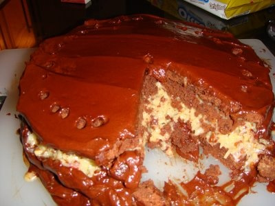 inside out german chocolate cake | Food | Pinterest