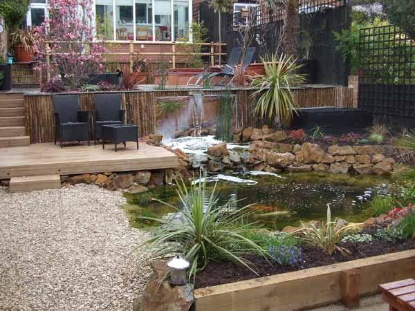 Backyard Duck Pond Ideas : Backyards