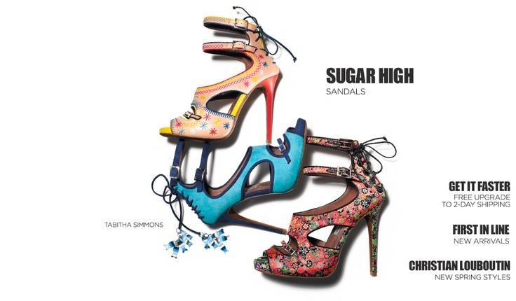Bergdorf goodman shoe salon high heels pinterest - Bergdorf goodman shoe salon ...