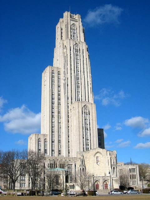 Pittsburgh University....