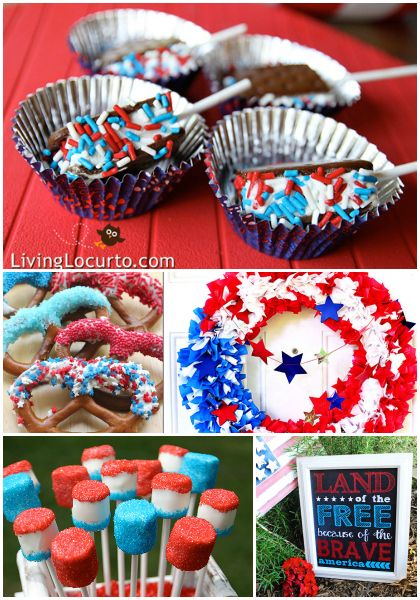 fun easy 4th july desserts